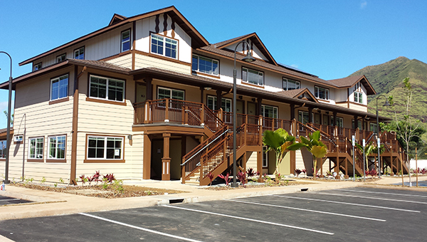 Hale Makana O Nanakuli Affordable Rental Housing Complex (Completed)