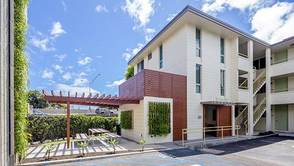 Kewalo Apartments